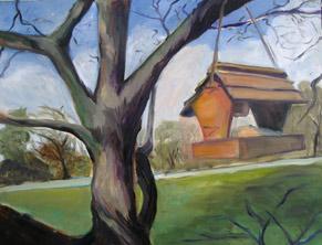 Birdhouse Painting - FREE